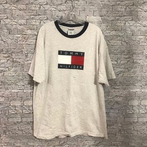 Tommy Hilfiger Big Logo Short Sleeve T-shirt VTG
